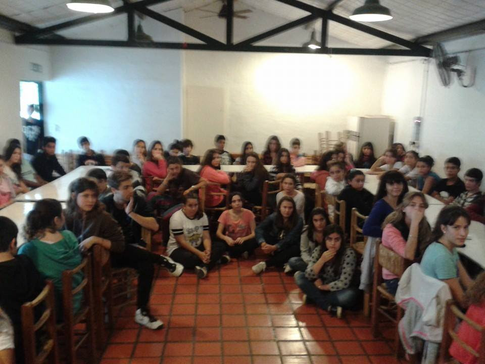 Campamento Distrital de Interact 2014-2015