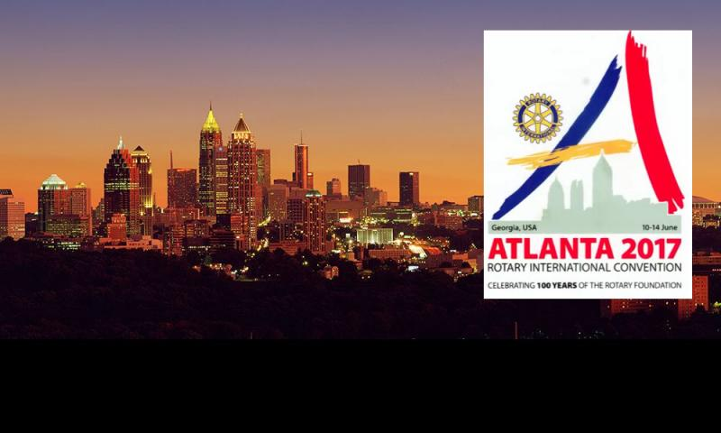 Rotary International Convention 2017 - Atlanta, GA