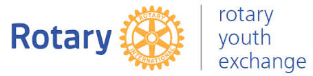 Rotary Youth Exchange (RYE) Logo