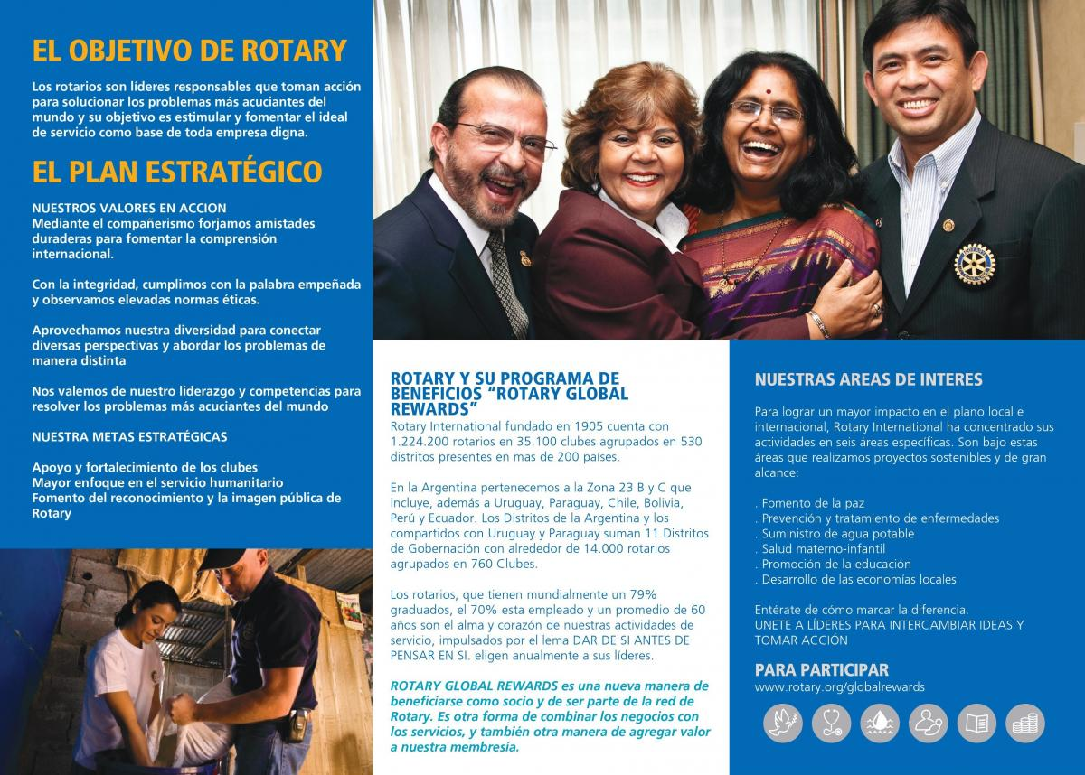 Rotary Global Rewards (2 de 2)