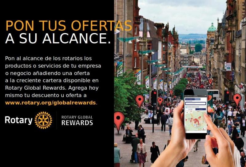 Rotary Global Rewards