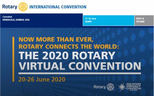 RotaryVirtualConvention