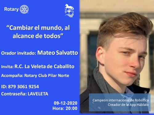 mateo salvatto